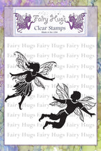 Load image into Gallery viewer, Fairy Hugs Stamps - Ginko & Kenzie