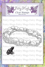 Load image into Gallery viewer, Fairy Hugs Stamps - Pond