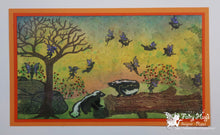 Load image into Gallery viewer, Fairy Hugs Stamps - Skunk Set