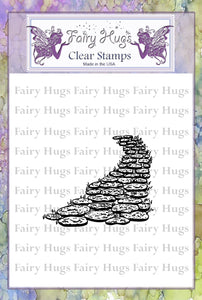 Fairy Hugs Stamps - Stone Walkway