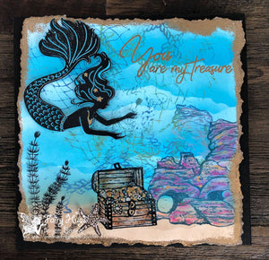 Fairy Hugs Stamps - Rock Formation