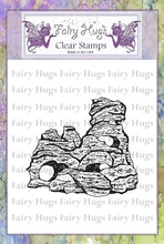 Load image into Gallery viewer, Fairy Hugs Stamps - Rock Formation