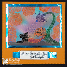 Load image into Gallery viewer, Fairy Hugs Stamps - Doria