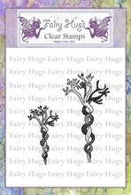 Load image into Gallery viewer, Fairy Hugs Stamps - Twisted Seaweed