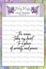 Load image into Gallery viewer, Fairy Hugs Stamps - Serenity