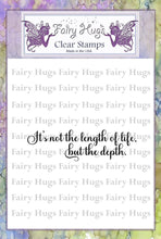 Load image into Gallery viewer, Fairy Hugs Stamps - Depth
