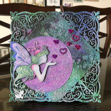 Load image into Gallery viewer, Fairy Hugs Stamps - Kissing Fairy