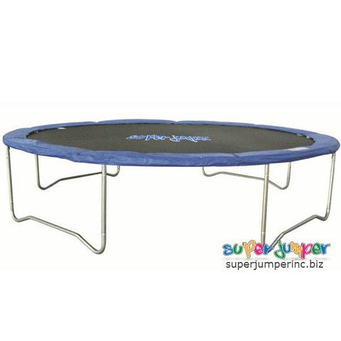 Superjumper 4 5 Ft 55 Inches Trampoline Combo