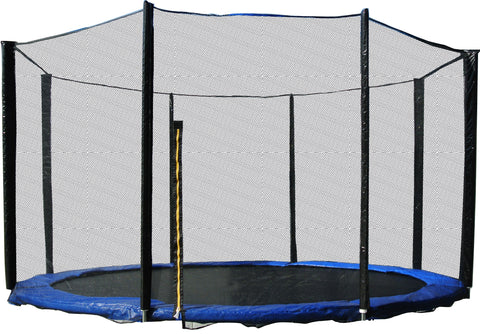 10 ft Trampoline Safety Net Enclosure