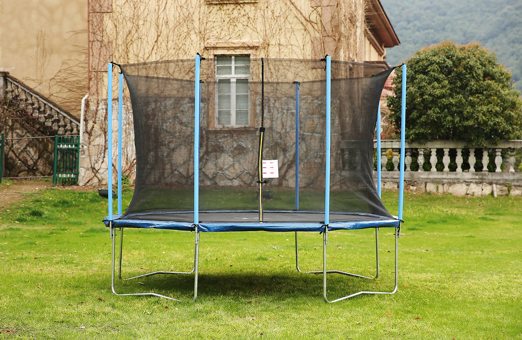 AirBound 12ft trampoline combo