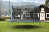 Airbound 14'ft Round Trampoline with Safety Enclosure
