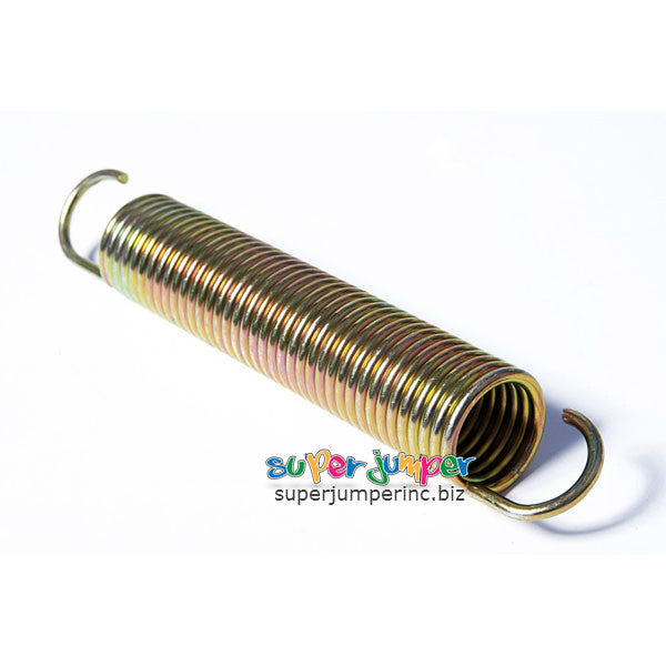 Trampoline Springs (Gold color, 12 pcs)