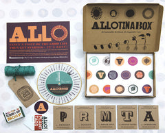 Allotinabox Seasonal Grow Your Own Box