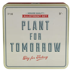 Vintage Style Allotment Gift Set at What You Sow