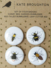 Bee badges