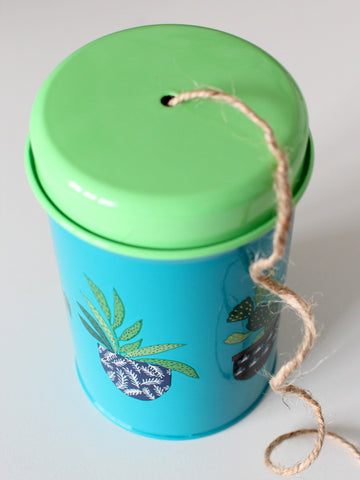 Twine in a tin by Brie Harrison