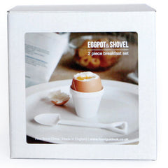 Gift set - Eggpot & Shovel for Two