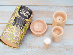 Gardening Gifts | Eco Paper Pot Maker | What You Sow | Potting Shed