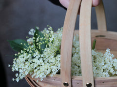 Gardening Gifts | Small Wooden Garden Trug | What You Sow