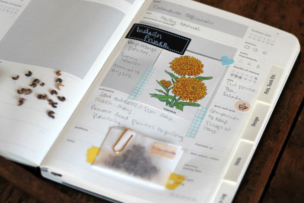 Moleskine Garden Journal What You Sow