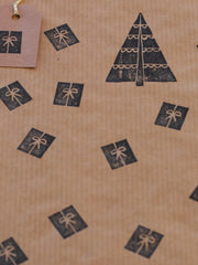 Yellow Owl Workshop Christmas Tree Stamp set
