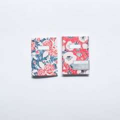 Rose and Poppy set of 2 notebooks by Yellow Owl Workshop