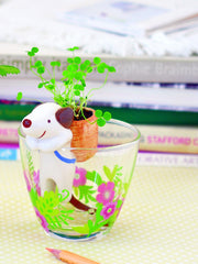 Shippon Kawaii Self Watering Animal Planter at What You Sow
