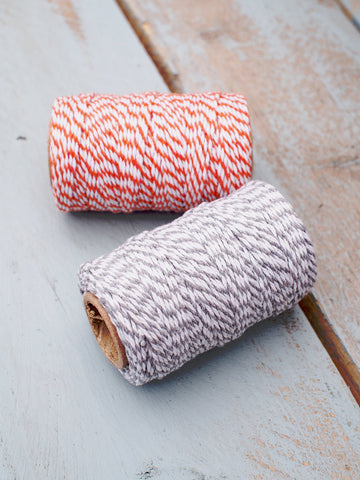 Striped Bakers Twine