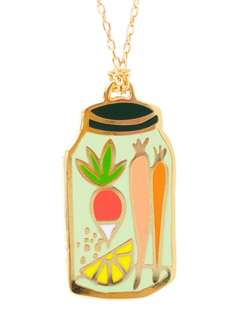 Canning Jar Pendant by Yellow Owl Workshop