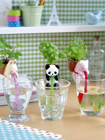 Chuppon Kawaii Self Watering Animal Planter