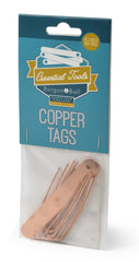 Copper Plant tags - pack of 10 at What You Sow