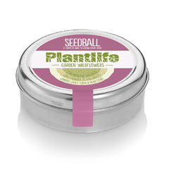 Plantlife mix Seed ball Wildflower Tin