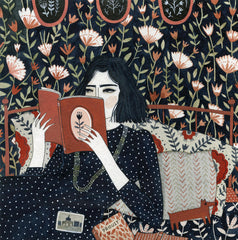 Reading Print by Yelena Bryksenkova