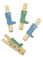 Welly Pegs set of 12 at What You Sow
