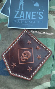 Raider Patch - Brown