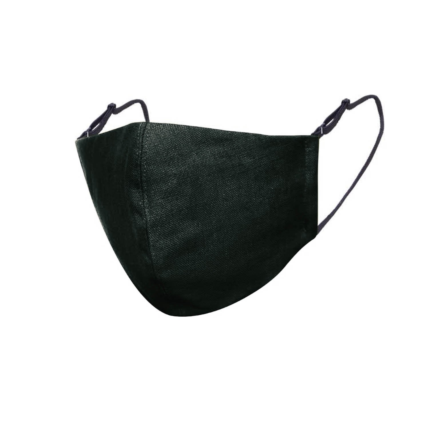 Adjustable Silk Cotton Reusable Face Mask - nanospraytech