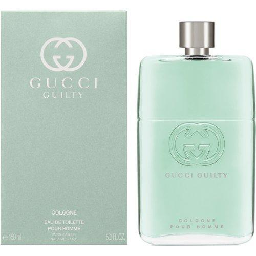 Gucci Guilty Cologne Pour Homme For Men Eau De Toilette 150Ml