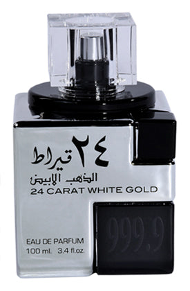 24 CARAT WHITE GOLD by Lattafa Perfumes