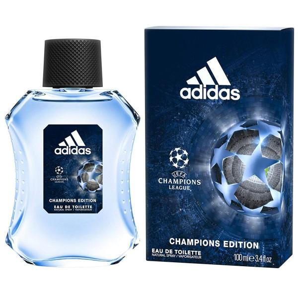 Adidas Uefa Champions League Champions Edition Eau De Toilette 100Ml