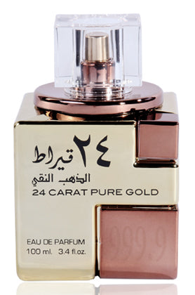 24 Carat Pure Gold by Lattafa Perfumes