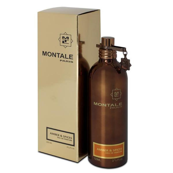 Montale Amber & Spices For Women & Men Eau De Parfum 100Ml