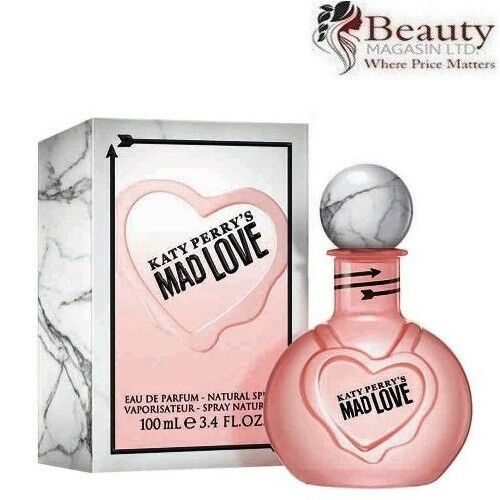 Katy Perry Mad Love For Women Eau De Parfum 100Ml