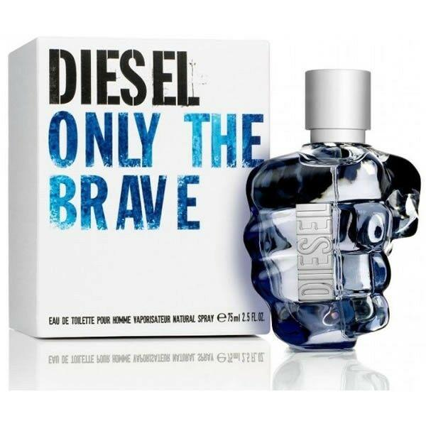 Diesel Only The Brave High Pour Homme For Men Eau De Toilette 75Ml