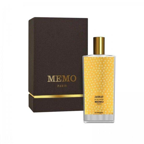 Memo Graines Vagabondes Jannat For Women & Men Eau De Parfum 75Ml