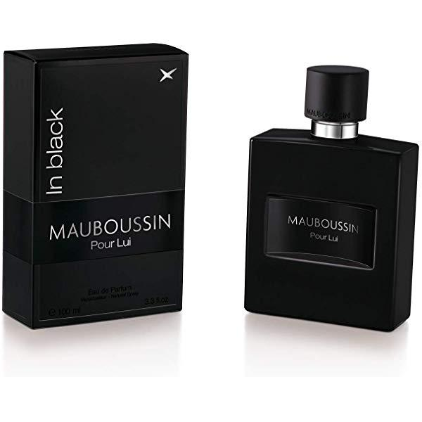Mauboussin In Black For Men Eau De Parfum 100Ml