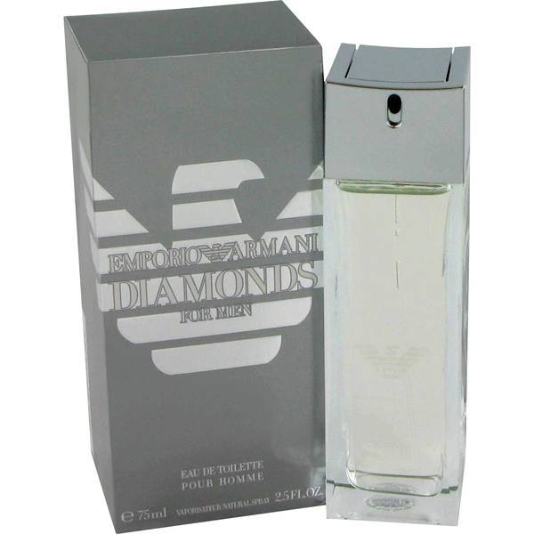 Giorgio Armani Emporio Armani Diamonds For Men Eau De Toilette 50Ml