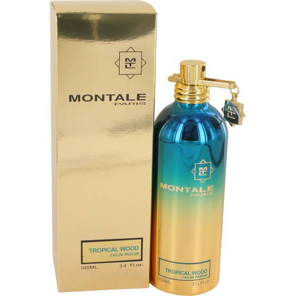 Montale Tropical Wood For Men & Women Eau De Parfum 50Ml