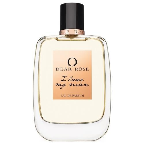 Dear Rose I Love My Man For Women Tester Eau De Parfum 100Ml