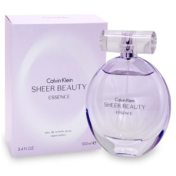 Calvin Klein Sheer Beautysence For Women Tester Eau De Toilette 100Ml