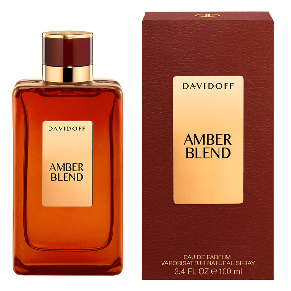 Davidoff Amber Blend For Women & Men Eau De Parfum 100Ml